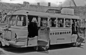 Autobús histórico Autos Morán